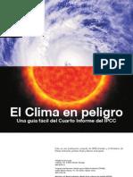 El clima en peligro