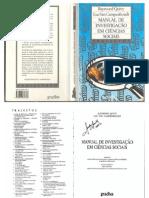 Quivy e Campenhouldt - Manual de Investigação Em Ciências Sociais (1)