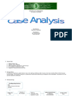 Orthopedic case study