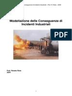 Modellazione conseguenze incidentali