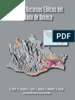 Atlas de Recursos Eolicos de Oaxaca