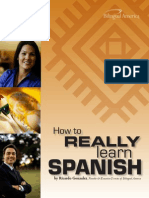 How to Really Learn Spanish