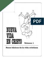 Nueva Vida en Cristo Vol. 1