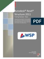 WSP Revit Structure Handout 001_Part 1 of 2