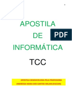Apostila de Informatica TCC