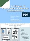 Part 6 Wireless Communication