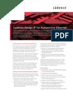 Automotive Ethernet Tb