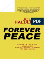 Forever Peace by Joe Haldeman Extract