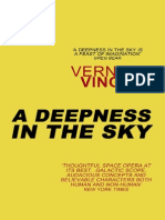 A Deepness in the Sky by Vernor Vinge Extract