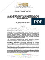 PL 202-14 S Comision Mujer Concejos 2014