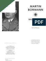 Paul Manning, Martin Bormann - Nazi in Exiile