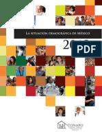 La Situacion Demografica de Mexico 2013