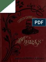 Camilo Castelo Branco - Aventuras de Basílio Fernandes Enxertado