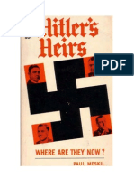 Hitler's Heirs - Where They Are Now