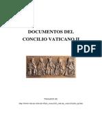 Documentos Con Cilio Vaticano Segundo