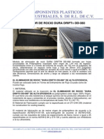 Cpi Dd-080 Ficha