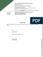 Sentença - MS - 2012 - Picadeiro