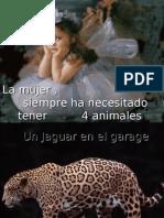 LaMujerylos4animales
