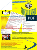 Poster IS-ISI Universitatea Transilvania Brasov