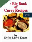 The Big Book of Curry Recipes - Lloyd Evans, Dyfed