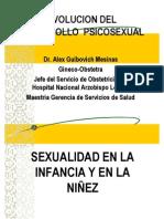 EVOLUCION DEL DESARROLLO PSICOSEXUAL