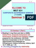 CG Seminar