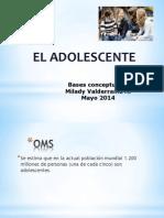Adolescencia Mayo 2014
