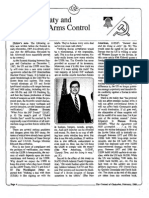 1988 Issue 2 - The INF Treaty and US - USSR Arms Control - Counsel of Chalcedon