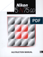 N75 Manual