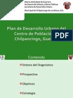 Presentación Plan Chilpancingo
