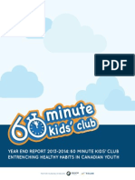 60MKC_Year End Report 2013-14