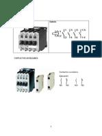 1.-Componentes de Un Sistema de Comando Eléctrico