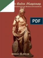Revista Dialogo Entre Masones N° 8 Agosto 2014