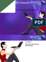Unidad 3 - Entornos Virtuales de Aprendizaje