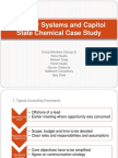 Superior Systems and Capitol State Chemical Case Study_Group 2
