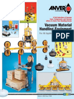 Vacuum Material Handling Equipment