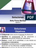 Soluciones-solubilidad y Concentraciones