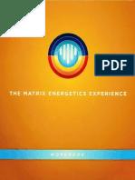 Richard Bartlett - Matrix Energetics Workbook