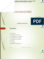 ANALISADORES -Editado Pela Jéssica