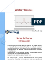 Señales y Sistemas - Capitulo III - Clase 6.pdf