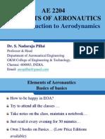 Lect 003 Introduction to Aerodynamics