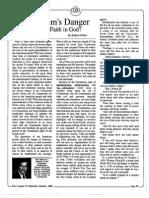 1988 Issue 1 - Communism's Danger
