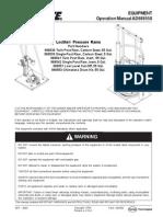AD988558 Pressure Ram Manual