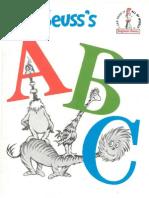 1963 - ABC - Dr. Seuss