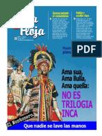 Boca Floja Huancayo N°8
