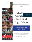 2014-15 MVTHS Program of Studies