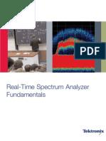 Real Time Spectrum Analyzer Fundamentals - Tektronix