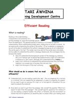 2007_efficient_reading