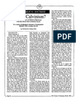 1988 Issue 3 - What is Calvinism, Dialogue XIV, Sinless Perfection, II - Counsel of Chalcedon