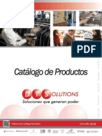 Catalogo DTSolutions
